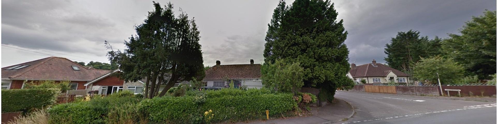 Land Acquired at Charlton Marshall, Blandford.